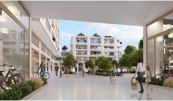 Résidence « Faubourg 56 » programme immobilier neuf en Loi Pinel à Montpellier n°3