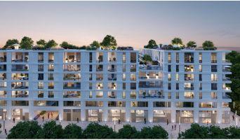 Résidence « Faubourg 56 » programme immobilier neuf en Loi Pinel à Montpellier n°5
