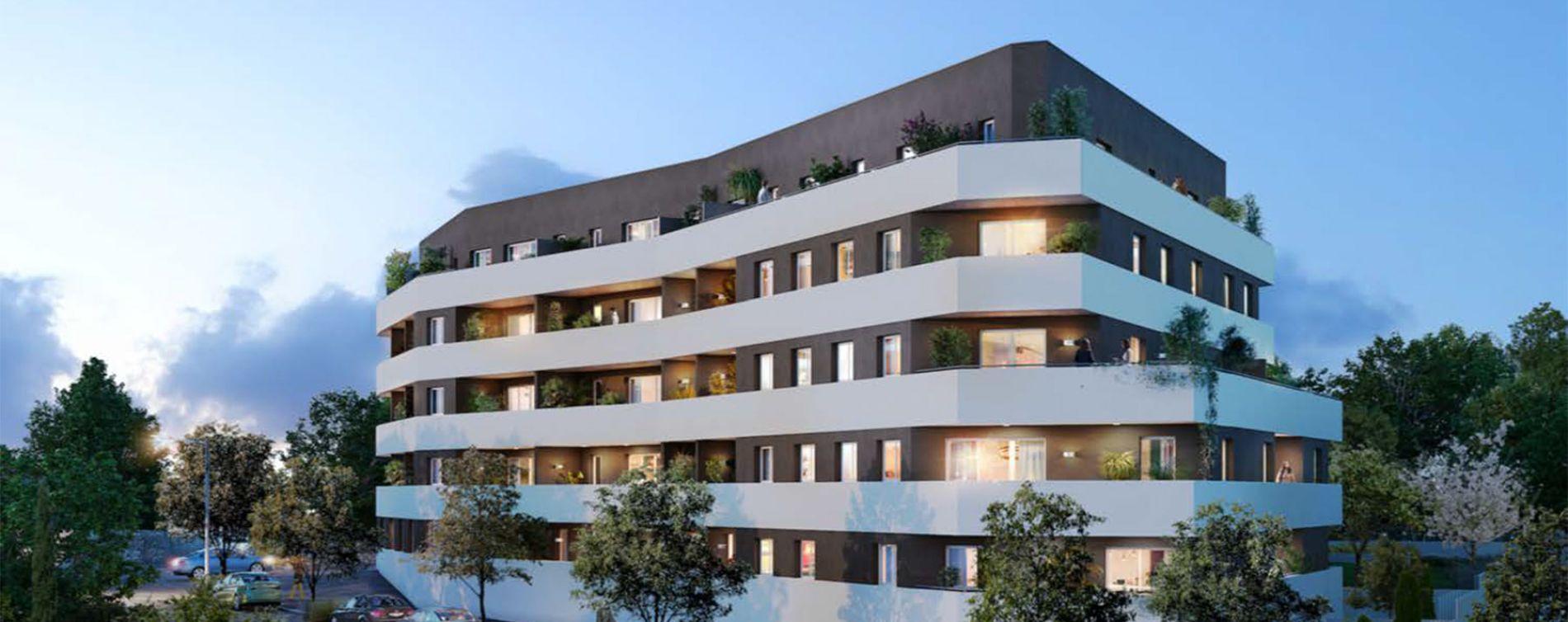 Résidence Graphik à Montpellier