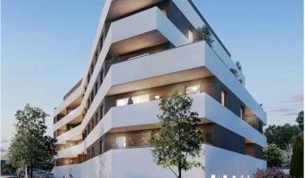 Photo n°2 du Résidence « Graphik » programme immobilier neuf en Loi Pinel à Montpellier