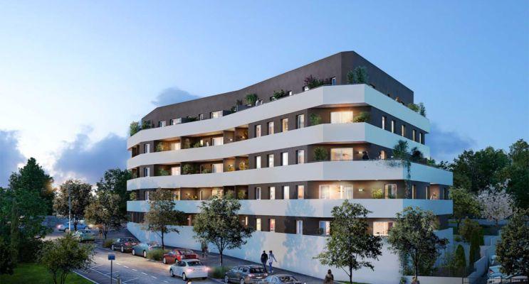 Photo du Résidence « Graphik » programme immobilier neuf en Loi Pinel à Montpellier