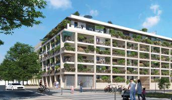 Montpellier programme immobilier neuve « Hermès 56 » en Loi Pinel