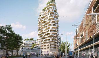 Résidence « Higher Roch » programme immobilier neuf en Loi Pinel à Montpellier n°2