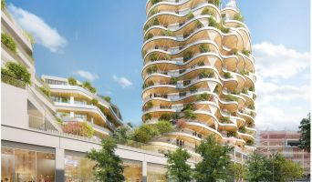 Résidence « Higher Roch » programme immobilier neuf en Loi Pinel à Montpellier n°3