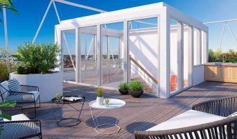 Résidence « Higher Roch » programme immobilier neuf en Loi Pinel à Montpellier n°4
