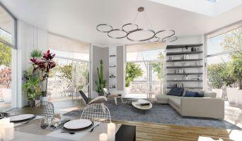 Résidence « Higher Roch » programme immobilier neuf en Loi Pinel à Montpellier n°5