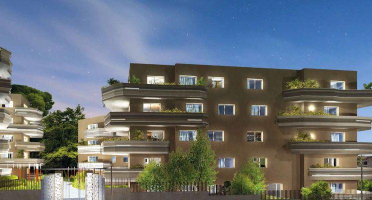 Montpellier : programme immobilier neuf « Hikari » en Loi Pinel