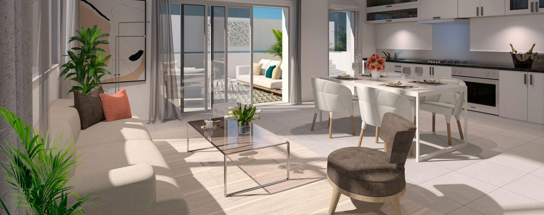 Montpellier : programme immobilier neuve « Indüs » en Loi Pinel (4)