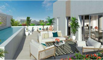 Photo du Résidence « Indüs » programme immobilier neuf en Loi Pinel à Montpellier