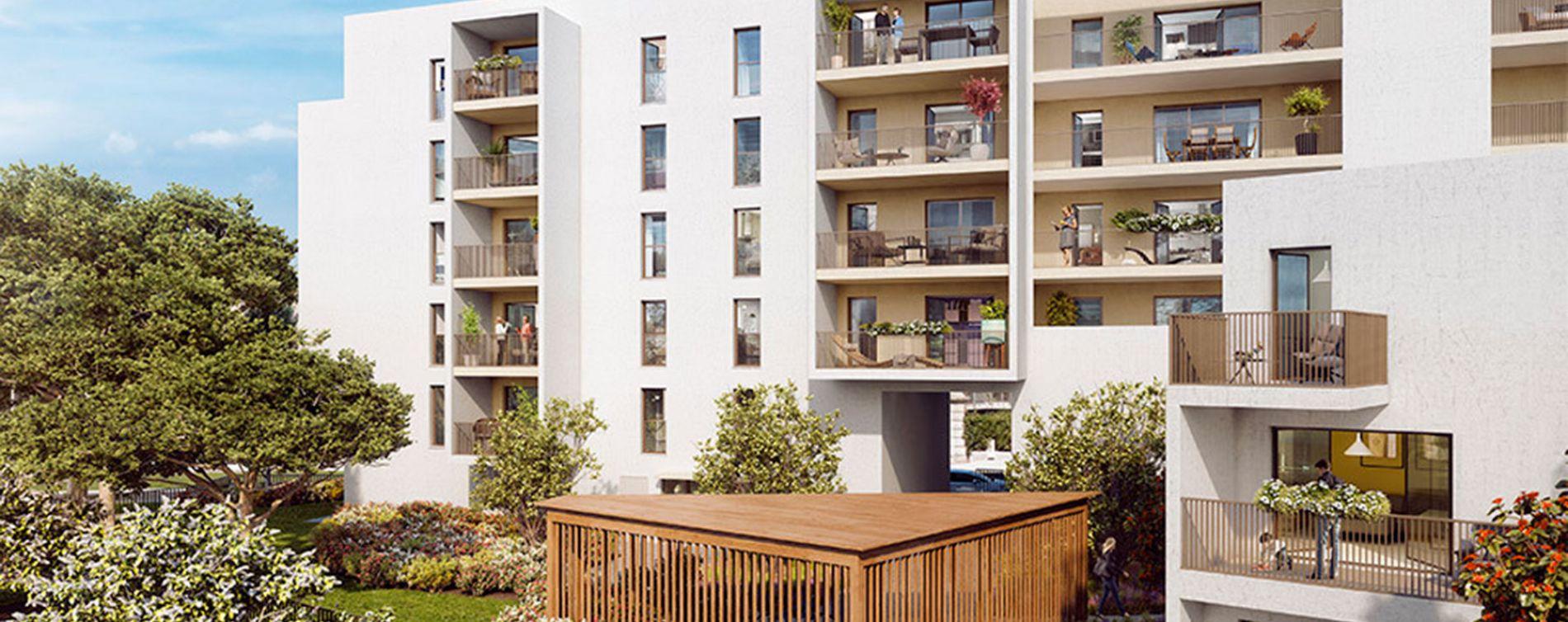Résidence Infinitë à Montpellier