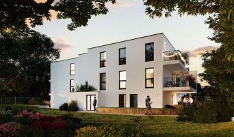 Montpellier : programme immobilier neuf « Intimity » en Loi Pinel