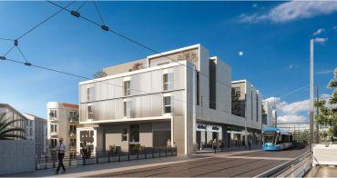 Montpellier programme immobilier neuf « Kaélis Comédie »