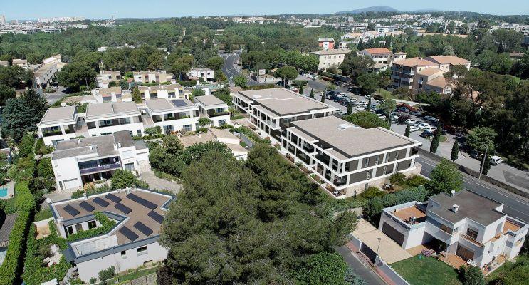 Résidence « Karma » programme immobilier neuf en Loi Pinel à Montpellier n°3