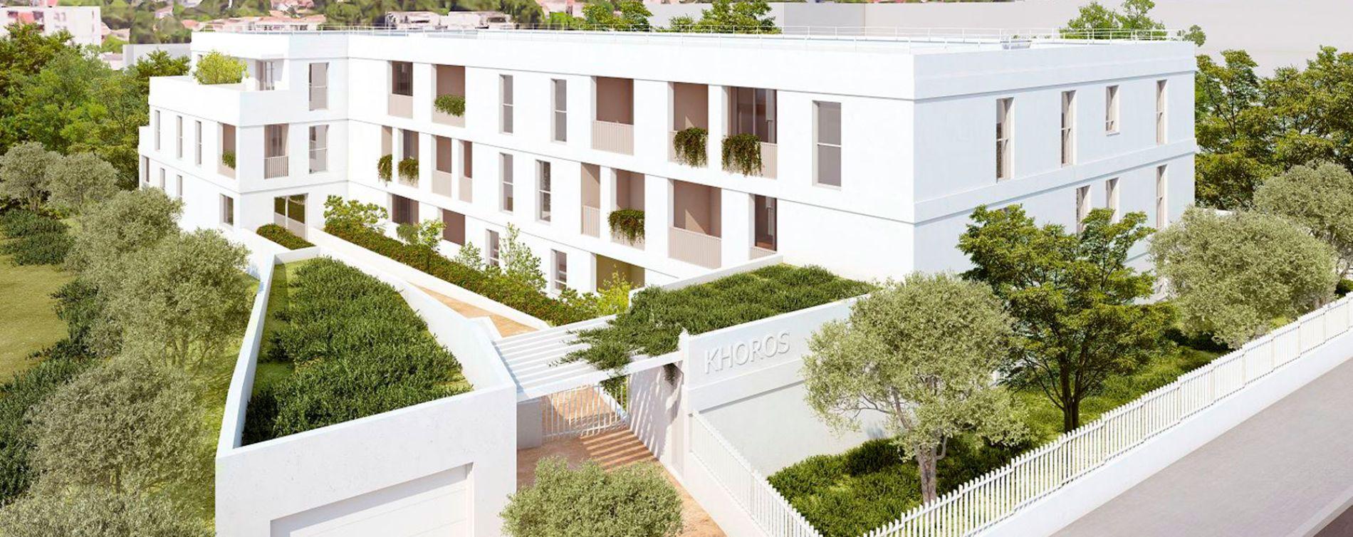 Résidence Khoros à Montpellier