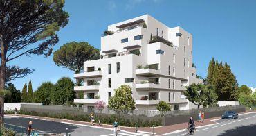à Montpellier,Programme neuf  quartier Estanove réf. n°213654