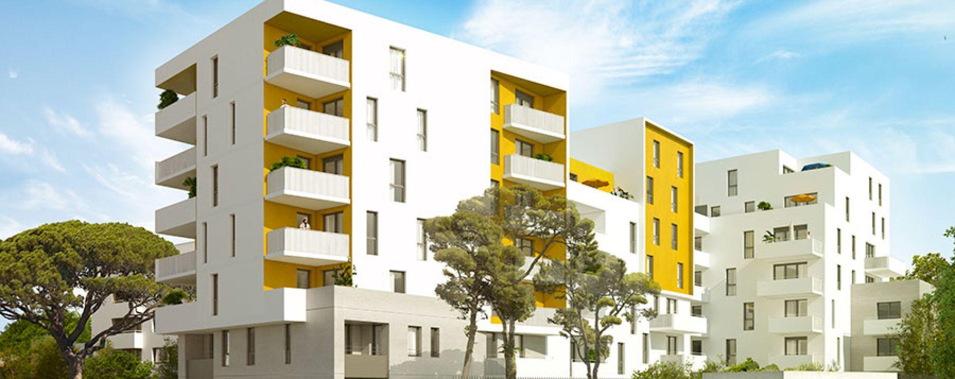 Montpellier : programme immobilier neuve « Le 216 »