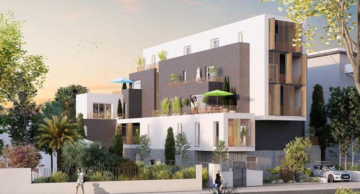 Photo n°1 du Résidence « Le 409 Maréchal Leclerc » programme immobilier neuf en Loi Pinel à Montpellier