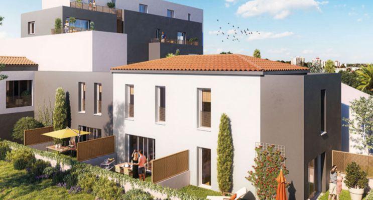 Photo n°2 du Résidence « Le 409 Maréchal Leclerc » programme immobilier neuf en Loi Pinel à Montpellier