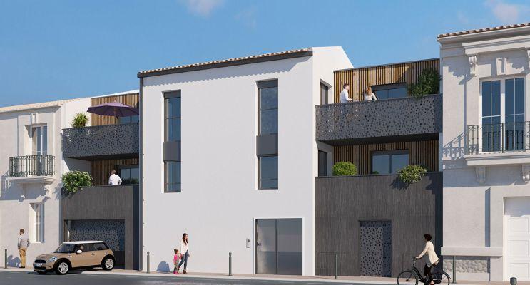 Photo du Résidence « Le 9 » programme immobilier neuf en Loi Pinel à Montpellier