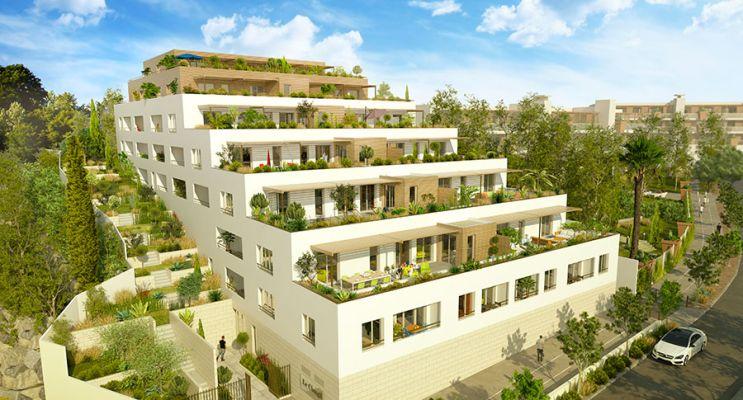 Photo du Résidence «  n°212810 » programme immobilier neuf en Loi Pinel à Montpellier