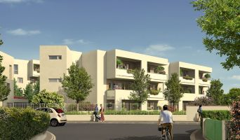 Montpellier : programme immobilier neuf « Le Narval » en Loi Pinel
