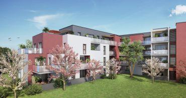 Résidence « Le Parc du Poète » (réf. 215605)à Montpellier, quartier Croix D Argent