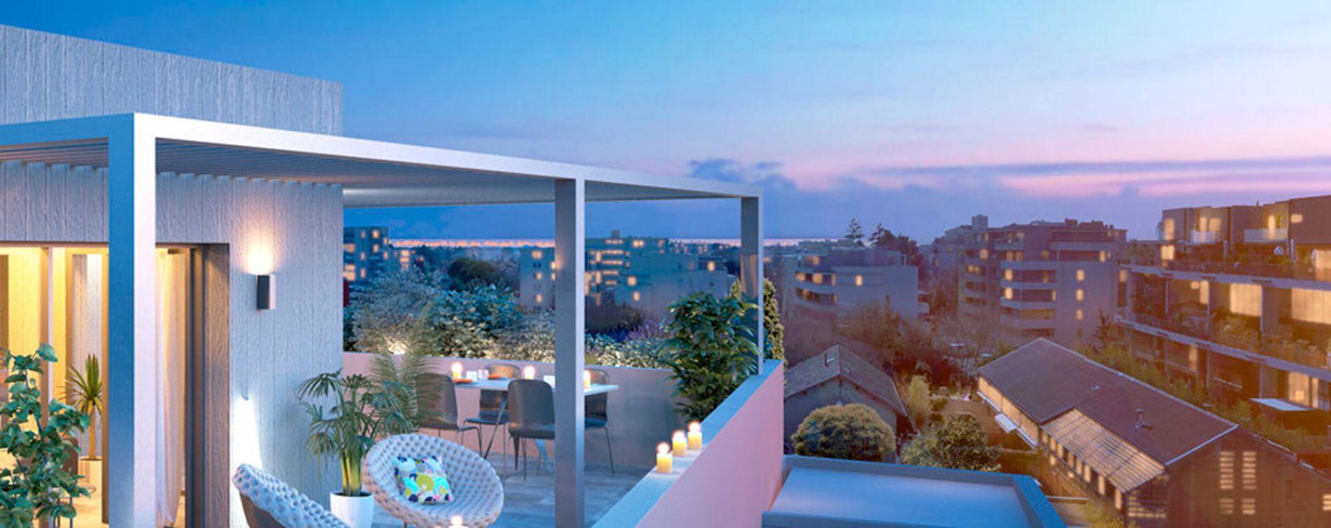 Montpellier : programme immobilier neuve « L'Edda » en Loi Pinel (2)
