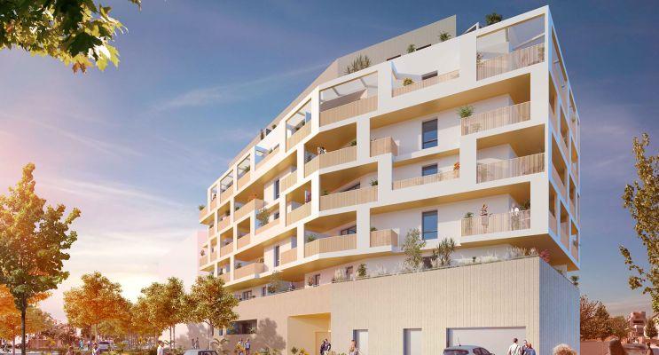Photo du Résidence « L'Edda » programme immobilier neuf en Loi Pinel à Montpellier