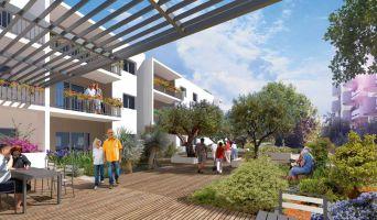 Photo du Résidence « Les Balcons de Montcalm » programme immobilier neuf à Montpellier