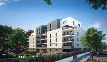 Photo du Résidence « Les Demeures du Parc » programme immobilier neuf en Loi Pinel à Montpellier