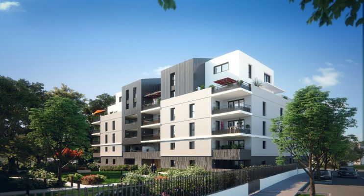Photo du Résidence « Les Demeures du Parc » programme immobilier neuf à Montpellier