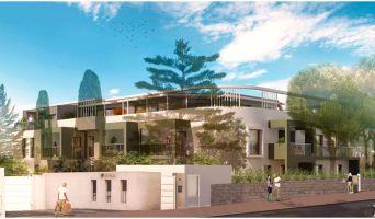 Photo du Résidence « Les Dryades d'Aiguelongue » programme immobilier neuf en Loi Pinel à Montpellier