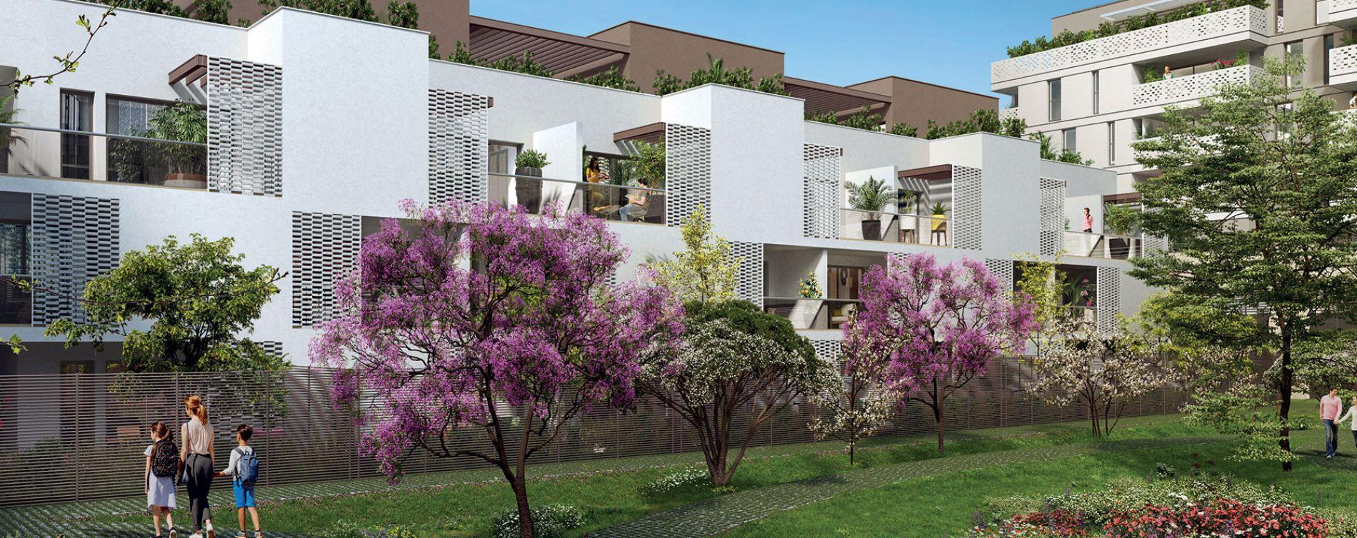 Montpellier : programme immobilier neuve « Les Temps Modernes » en Loi Pinel (4)