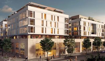 Montpellier : programme immobilier neuf « Les Temps Modernes » en Loi Pinel