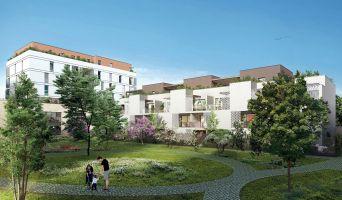 Montpellier programme immobilier neuve « Les Temps Modernes » en Loi Pinel  (2)