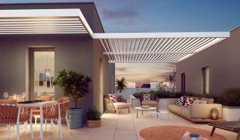 Montpellier programme immobilier neuve « Les Temps Modernes » en Loi Pinel  (5)