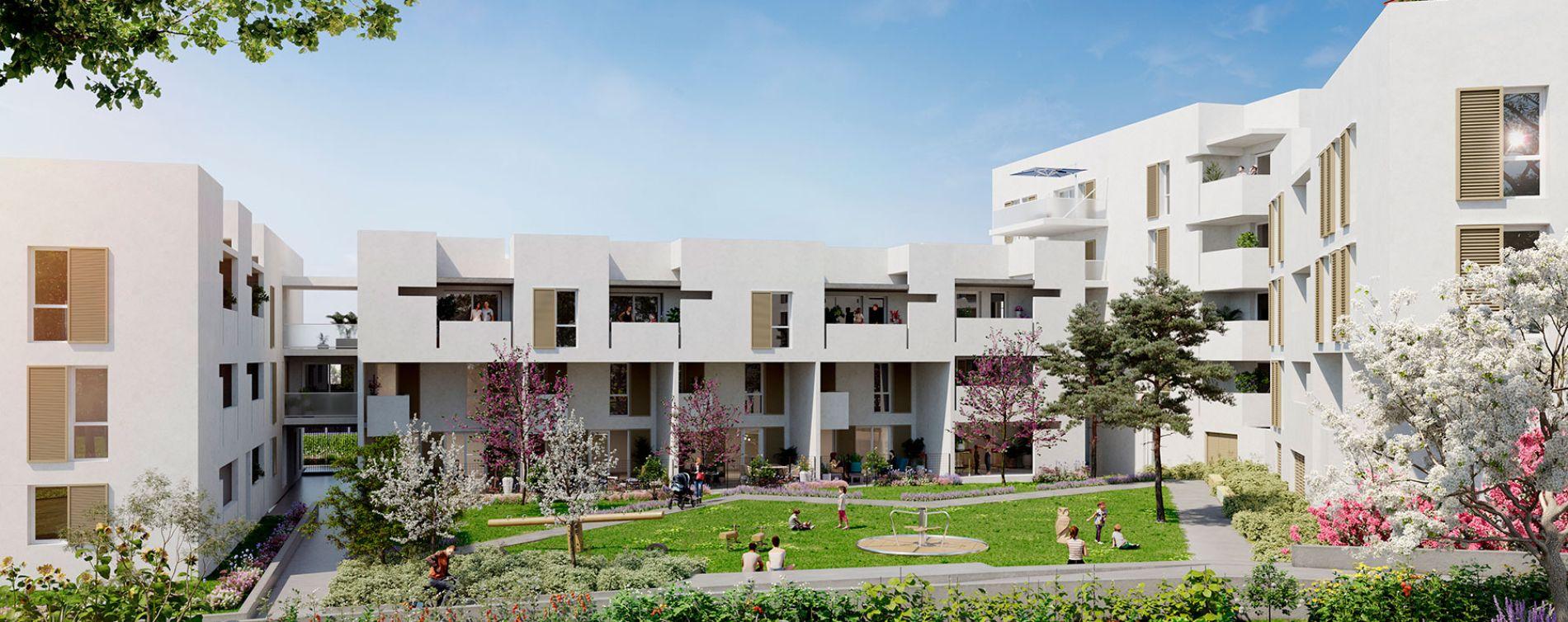 Montpellier : programme immobilier neuve « Liana » en Loi Pinel (2)