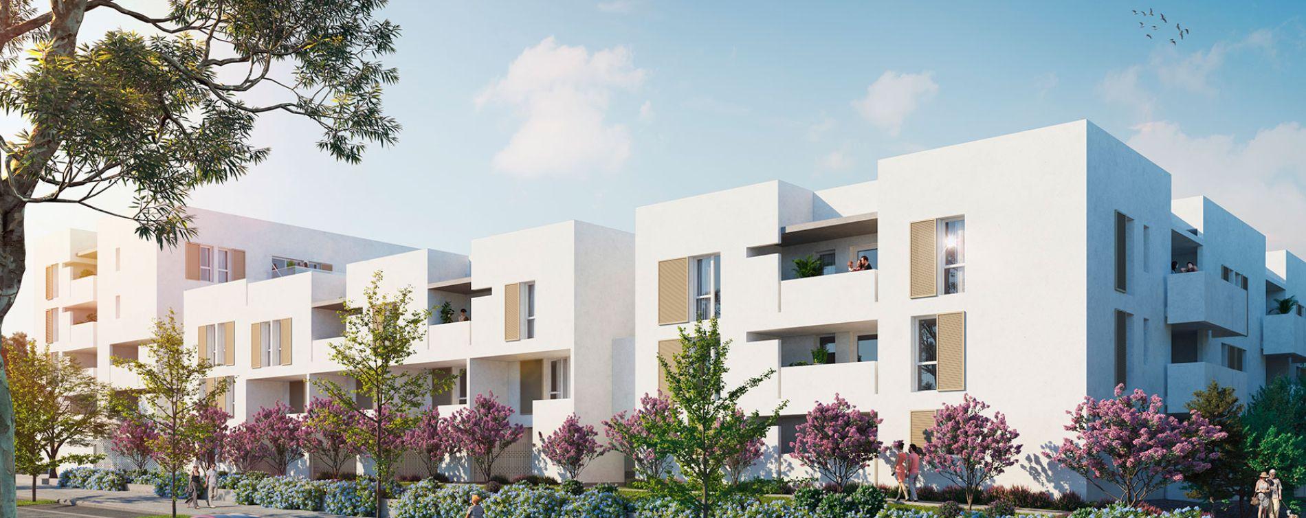 Montpellier : programme immobilier neuve « Liana » en Loi Pinel (3)
