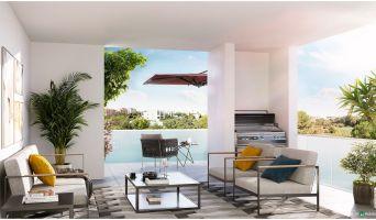 Photo du Résidence « Liana » programme immobilier neuf en Loi Pinel à Montpellier