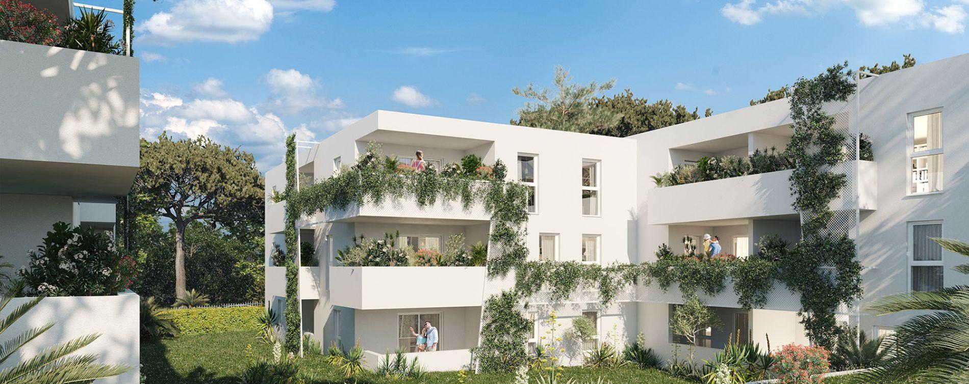 Montpellier : programme immobilier neuve « Lis&Léa » en Loi Pinel (2)