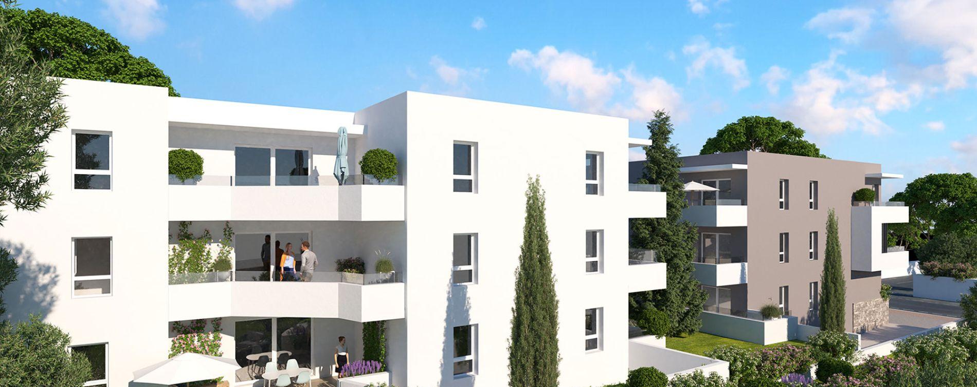 Résidence Lodge Emeraude à Montpellier