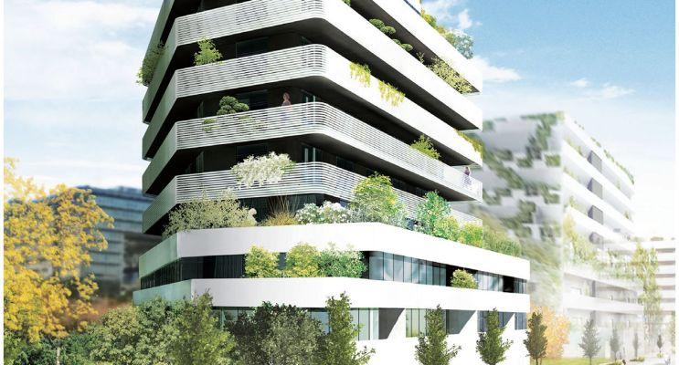 Photo du Résidence « Mithra » programme immobilier neuf en Loi Pinel à Montpellier