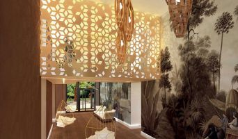 Résidence « Namasté » programme immobilier neuf en Loi Pinel à Montpellier n°4