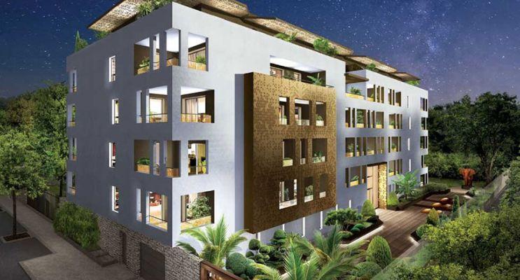 Résidence « Namasté » programme immobilier neuf en Loi Pinel à Montpellier n°1