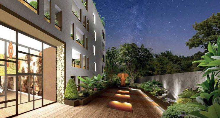 Résidence « Namasté » programme immobilier neuf en Loi Pinel à Montpellier n°3