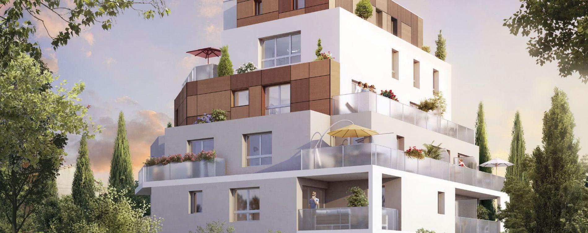 Résidence Natur' Aiguelongue à Montpellier
