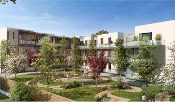 Résidence « Naturae » programme immobilier neuf en Loi Pinel à Montpellier n°2