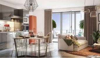 Résidence « Naturae » programme immobilier neuf en Loi Pinel à Montpellier n°3
