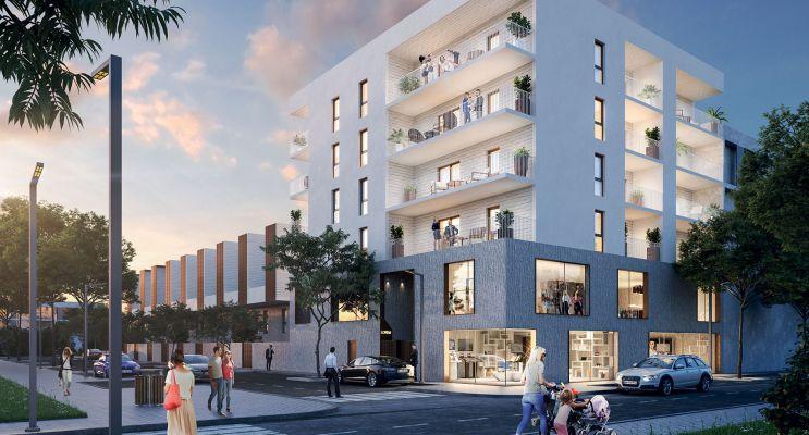Photo du Résidence «  n°216422 » programme immobilier neuf en Loi Pinel à Montpellier