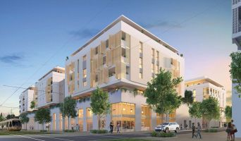 Montpellier : programme immobilier neuf « Nova Park » en Loi Pinel
